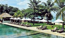 Entspannen im romantischen Resort auf Bali