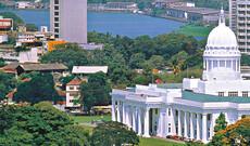 Transfers auf Sri Lanka