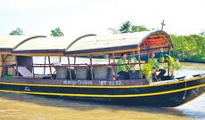Mekong Delta mit Mango Cruise