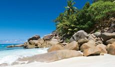 Paradiesische Seychellen