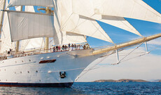 Westliches Indonesien mit der Star Clipper