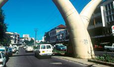 Mombasa Stadtrundfahrt