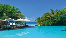 Tropische Malediven