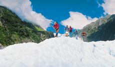 Mount Cook & Gletscher Panoramaflug