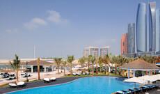 Abu Dhabi im InterContinental