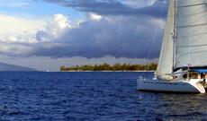 Katamaran Segelkreuzfahrt