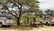 Frei wie der Wind - Namibia im Safari Camper