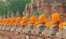 Ayutthaya-Tempel & Bootstour