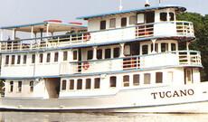 Amazonas Kreuzfahrt - Motor Yacht Tucano