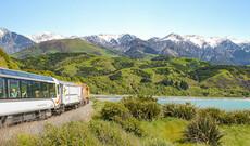 Neuseeland auf Schiene und Straße