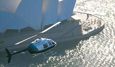 Helikopterrundflug über den Sydney Harbour