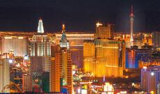 Las Vegas Strip Hubschrauberrundflug