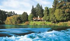 Huka Lodge Taupo