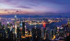 Von Hong Kong nach Shanghai