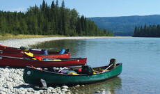 Kanada: Rockies zu Fuß und zu Wasser