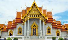 Bangkok - Stadt und Tempel