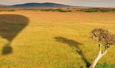 Masai Mara Ballon Safari