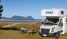 Maui Camper Neuseeland