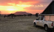 Bushlore Allrad-Camper Afrika