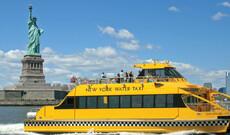 Wassertaxifahrt - New York Water Taxi Flexpass