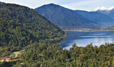 Wilderness Lodge Lake Moeraki