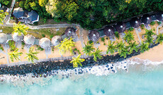 Entspannen auf Guadeloupe