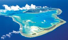 Transfers auf Aitutaki
