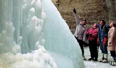 Maligne Canyon Eiswanderung
