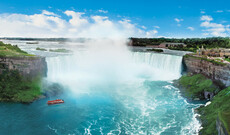 Citypackage Toronto und Niagarafälle