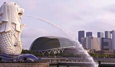 Stadtrundfahrt Singapur
