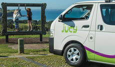 Jucy Camper Neuseeland