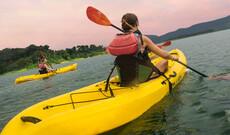 Costa Rica – Sonnenuntergänge & Surfen