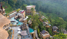The Kayon Jungle Resort