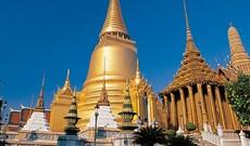 Lebhaftes Bangkok & traumhaftes Hua Hin