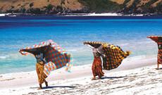 Transfers auf/ab Lombok