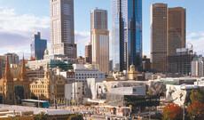 Melbourne per Rad erkunden