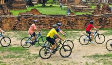 Fahrradtour in Chiang Mai