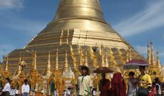 Myanmar, Thailand & Kambodscha
