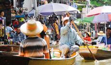 Bangkok für Entdecker & Nonthaburi Klongs
