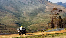 Motorradreise durch Südafrika