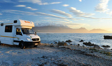 Britz Camper Neuseeland