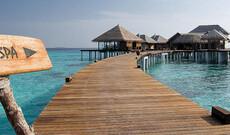 Malediven im eleganten Resort