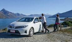 GO Rentals Mietwagen Neuseeland