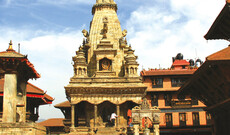 Tagestour - Bhaktapur & Pashupatinath