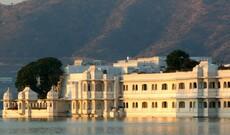 Ländliches Rajasthan