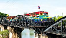 River Kwai & Hin Tok River Camp