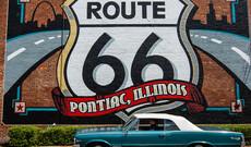Legendäre Route 66 inkl. Flug