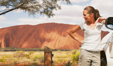 Adelaide - Alice Springs Abenteuer
