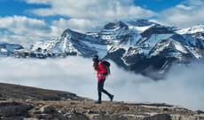 Winterwunderland in Kanada