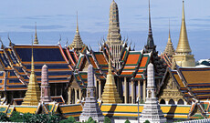 Tempel & Großer Palast